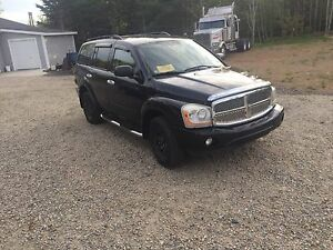 2004 Dodge Durango-parting out.