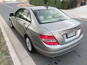 2007 Mercedes-Benz C220 Sedan Bonner Gungahlin Area Preview