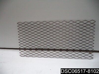Qty 3 National N215-798 Sheet Expanded Steel 24 X 12 13 Gauge 34 Grid
