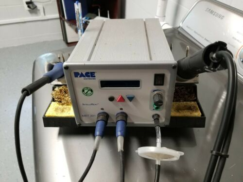 Pace MBT 301 Soldering Station w/Extras FREE SHIPPING !!