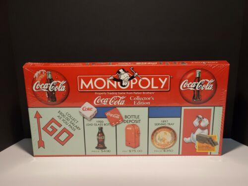 Monopoly - Coca-Cola Collector