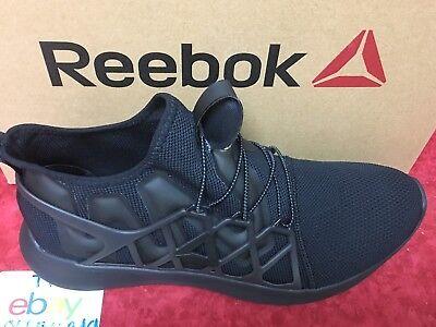 Reebok Pump Plus Cage Coal Black Gum Men Running Shoes Sneakers Trainers BS8598 ](Coal Gum)