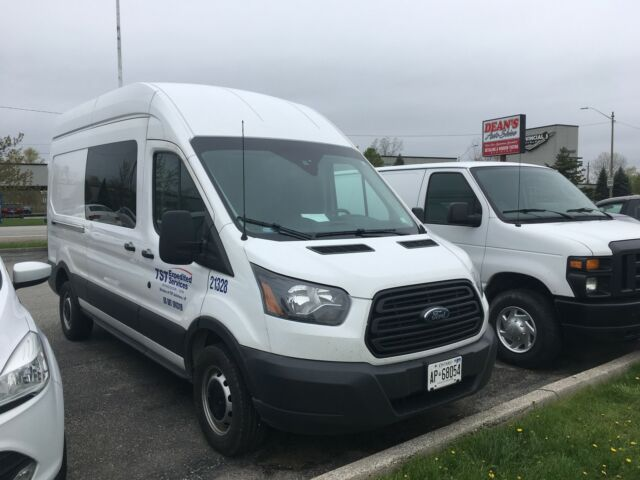 certified  2016 ford transit 350 high roof