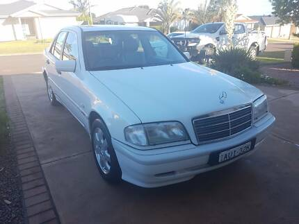 1999 Mercedes-Benz C200 Classic Auto