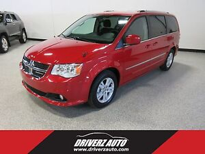 2016 Dodge Grand Caravan Crew POWER LIFTGATE, DVD, HEATED STE...