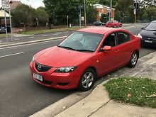 2004 Mazda 3 Sedan Randwick Eastern Suburbs Preview