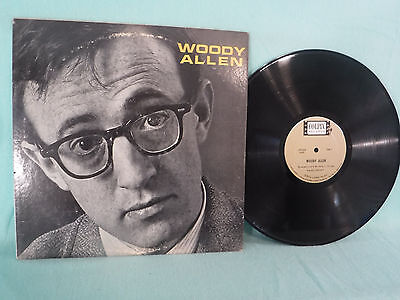 Woody Allen, Colpix Records CP 518, 1964, Comedy