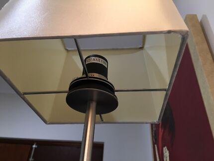 Floor lamps x 2