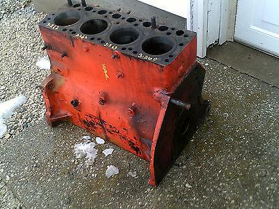 1952 Case Vac Running Tractor Gas Engine Motor Cylinder Block