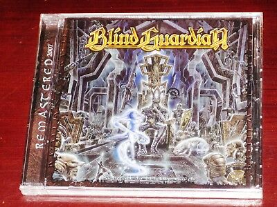 Blind Guardian  Nightfall In Middle Earth Cd 2017 Remaster Bonus Track Usa New