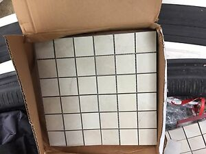 Tiles for sale! Right out of box brand new!