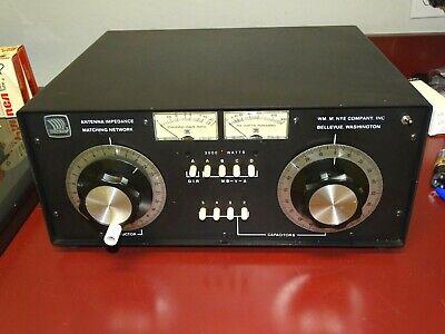 NYE Viking MB-V-A 3KW Ham Radio Antenna Tuner