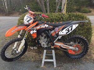 2012 KTM SX250F