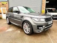Land Rover Range Rover Sport 3.0SD V6 ( 306bhp ) ( 4WD ) ( s/s ) Auto 2