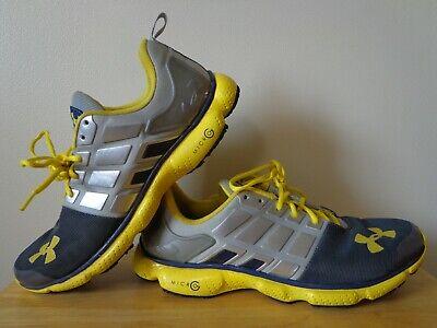 Under Armour Heatgear Athletic Men's Shoes Multi-Color US-Size 11