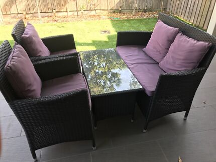5 piece outdoor setting