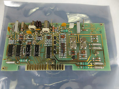 Hp Agilent 3320b Frequency Synthesizer Standard Circuit Board Pn 03320-66501