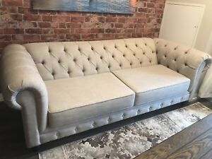 Leon's couch