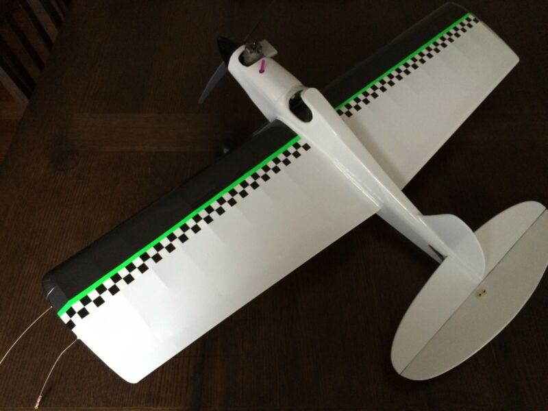 Super Ringmaster Control Line Airplane Sterling Models.