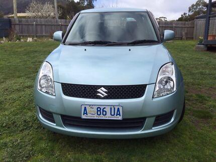 Suzuki Swift 2008 Magra Derwent Valley Preview