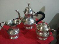 Antico Servizio Da Te' The E Caffe' Argento Silver Plated 800 English Style -  - ebay.it