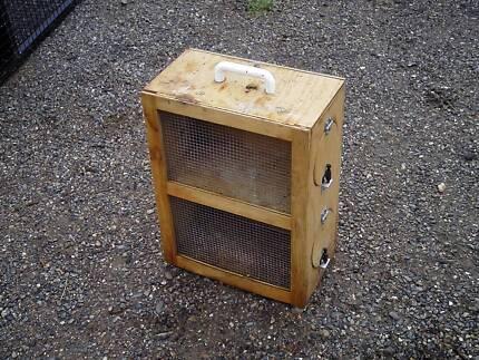 Bird Carry/Display Cage
