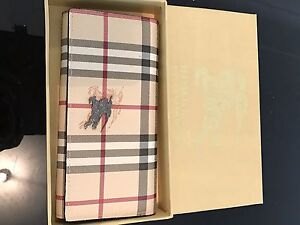Wallets Burberry x2  brand new 1 & 1 used Revesby Bankstown Area Preview