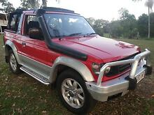 Fully-Restored 1992 SWB IT Diesel Soft-top Pajero  Coupe $9000 Bli Bli Maroochydore Area Preview