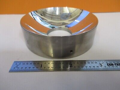 For Parts Heavy Metal Concave Mirror Optical Optics As Pictured 50-a-13