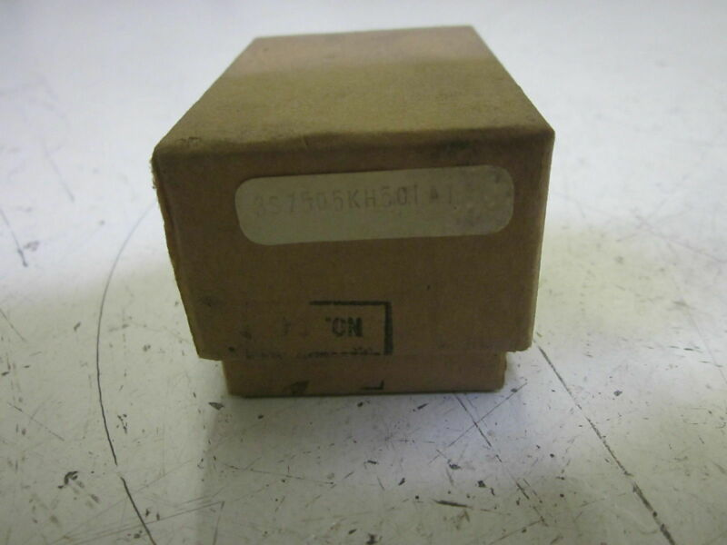 GENERAL ELECTRIC 3S7505KH501A1 RELAY  *USED*