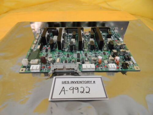 Nikon 4s008-119-1 Processor Control Card Pcb Xydrv Nsr-s307e Duv Used Working