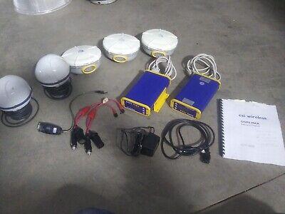 Trimble 5800 GPS Base & Rover Receiver Set 410-430 MHz Radio