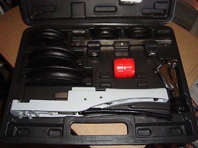 Mastercool 70070 Soft Copper Ratchet Style Tube Bender Kit
