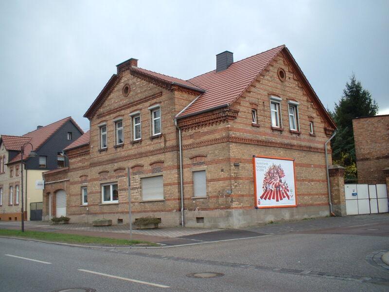 Haus mit Gewerbegebäude zu verkaufen in 06308 Klostermansfeld
