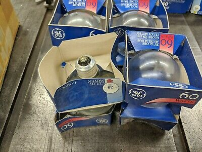 4 Pack Incandescent 60 Watt 3-1/8