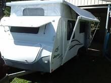 Jayco Discovery 2011 Twin Axle Pop top Caravan Tewantin Noosa Area Preview