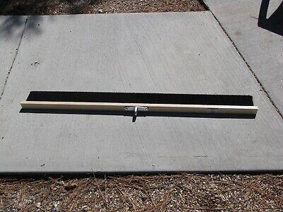 48 Soft Nylon Concrete Finish Broom -- Concrete Tool Made In The U.s.a.