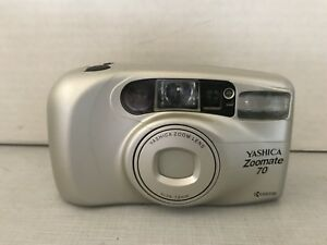 Yashica Zoomate70, 35mm film camera