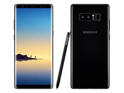 Samsung Galaxy Note 8 N950U 64GB  Factory Unlocked (Verizon, AT&T T-Mobile)