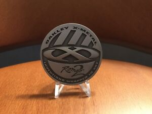 Oakley Romeo 2 Coin Rare Collectible