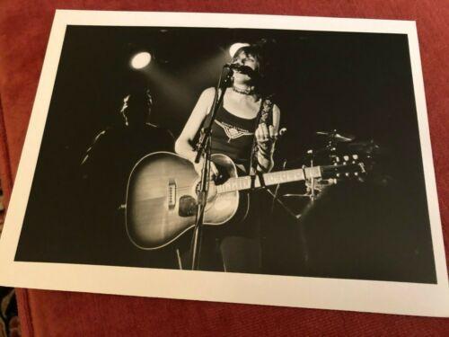 THREE (3) Lucinda Williams & Band Photos Live in Concert