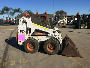 Bobcat S185 Skid Steer Loader - WELL LOOKED AFTER!! Kenwick Gosnells Area Preview