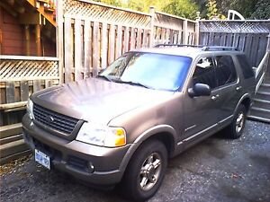 2003 Ford Explorer v8 SUV, Crossover
