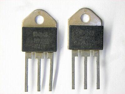 Tip3055 Original Ti Transistor 2 Pcs