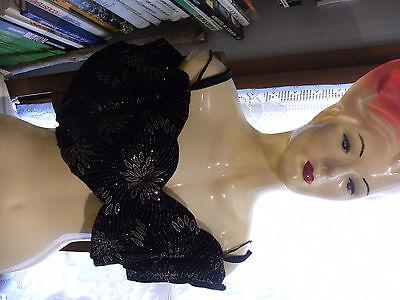 petit haut ,  gilet de costume pour fetes - femme - sans manches / marque: - Gilet De Kostüm