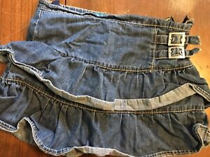 Size 6x/7 Jean skirt