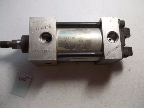 USED MILLER PNEUMATIC AIR CYLINDER AL84B2B (243)