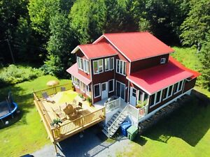 Cottage for rent 1h from Ottawa/Gatineau