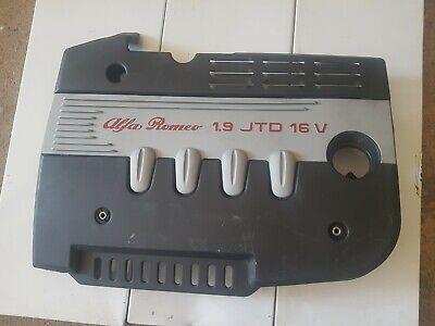 ALFA ROMEO 1.9 JTD 16V ENGINE COVER 735304182