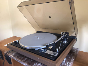 Dual 1245 - Record Player - Direct Drive - Full Auto